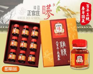 正官庄高麗蔘雞精禮盒,限時6.0折