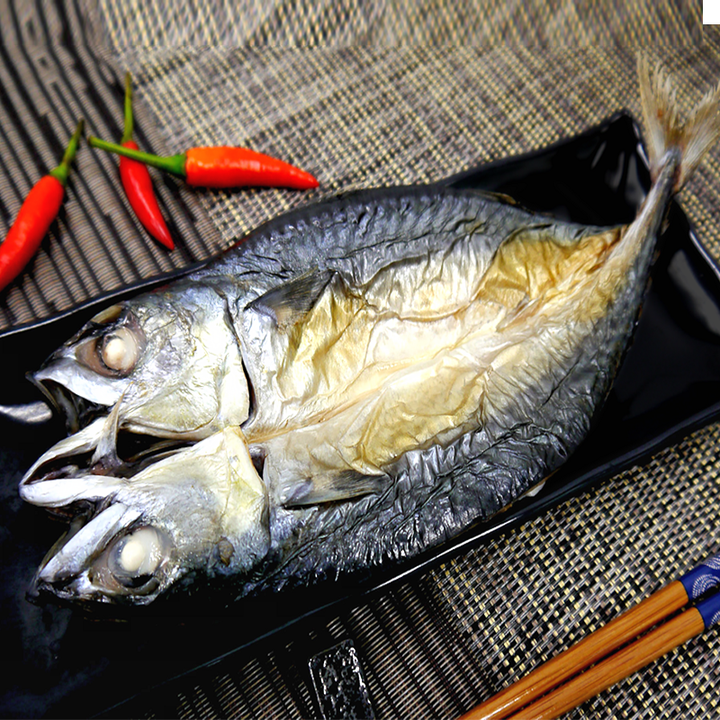 時尚漁人挪威鯖魚一夜干,本檔全網購最低價!
