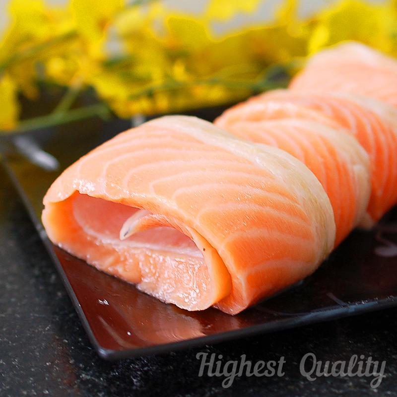 挪威嚴選鮭魚菲力肚條,限時破盤再打82折!