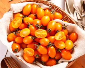 爆汁黃金蜜汁小蕃茄,限時2.8折,今日結帳再享加碼折扣