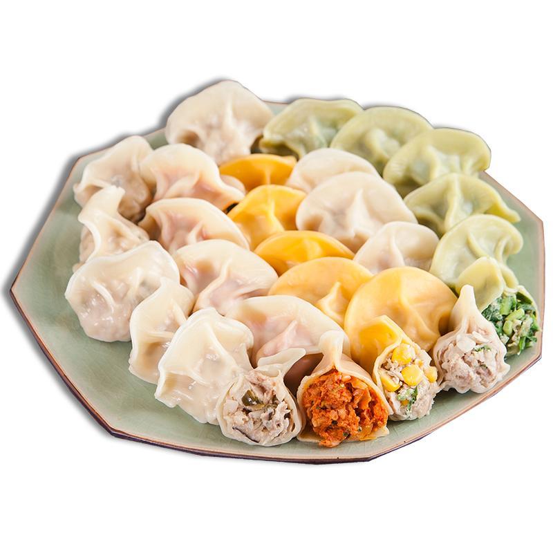 四海遊龍大包裝手工水餃,限時6.5折,請把握機會搶購!
