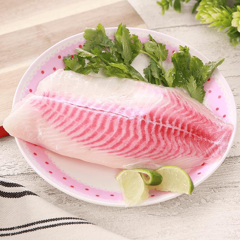 優質大規格台灣鯛魚片,今日結帳再打85折!
