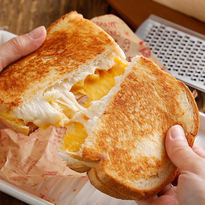 熱樂煎爆漿乳酪三明治,限時破盤再打82折!