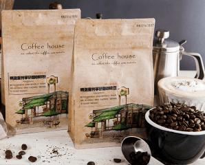30年老店研磨咖啡粉/豆,限時8.7折,今日結帳再享加碼折扣