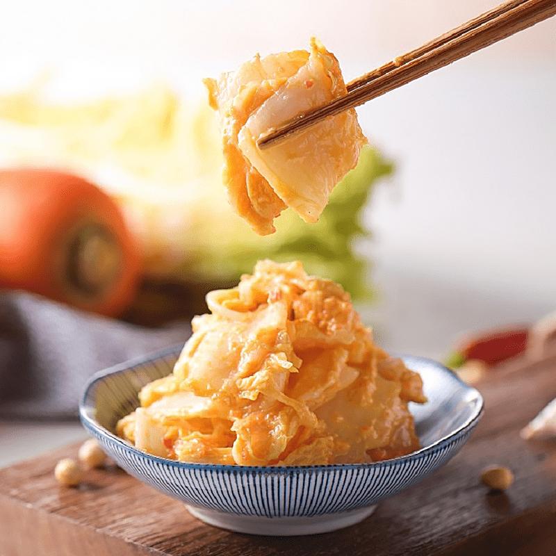網路激推協發行黃金泡菜,限時5.7折,請把握機會搶購!
