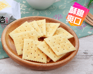 韓國CROWN小蘇打餅乾,今日結帳再打88折