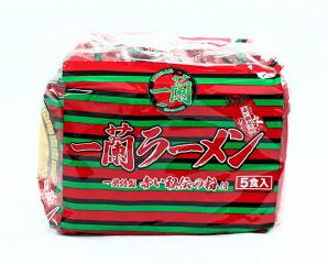 超人氣日本原裝一蘭拉麵,限時8.3折,請把握機會搶購!