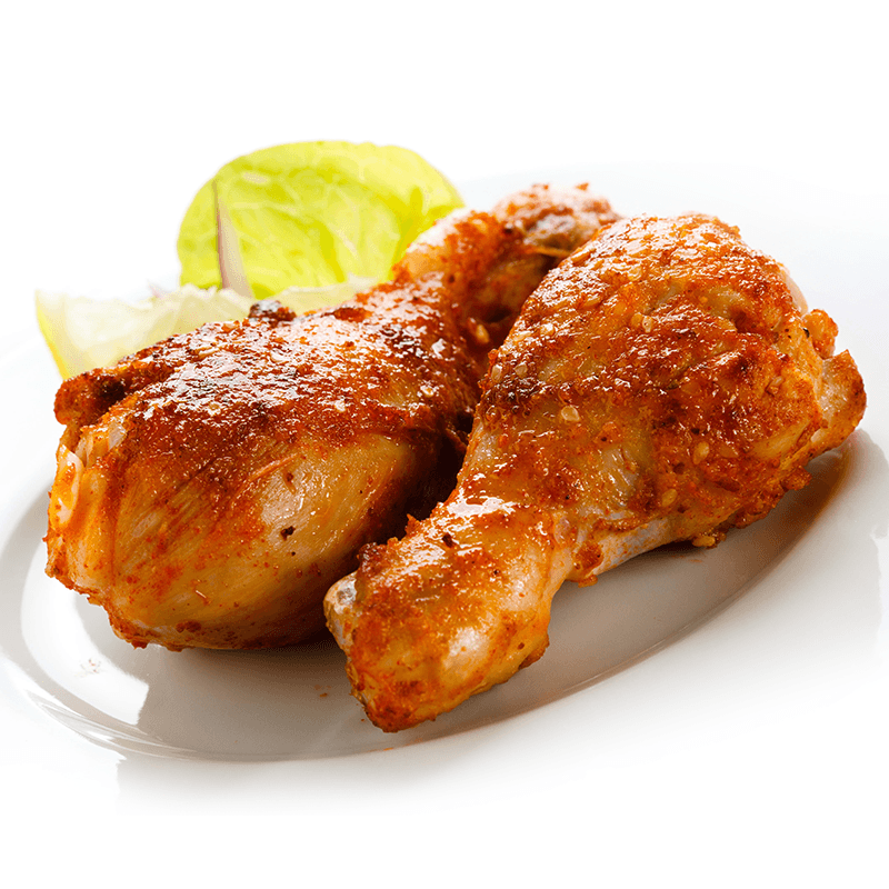 主廚推薦醬燒烤雞腿,今日結帳再打85折!