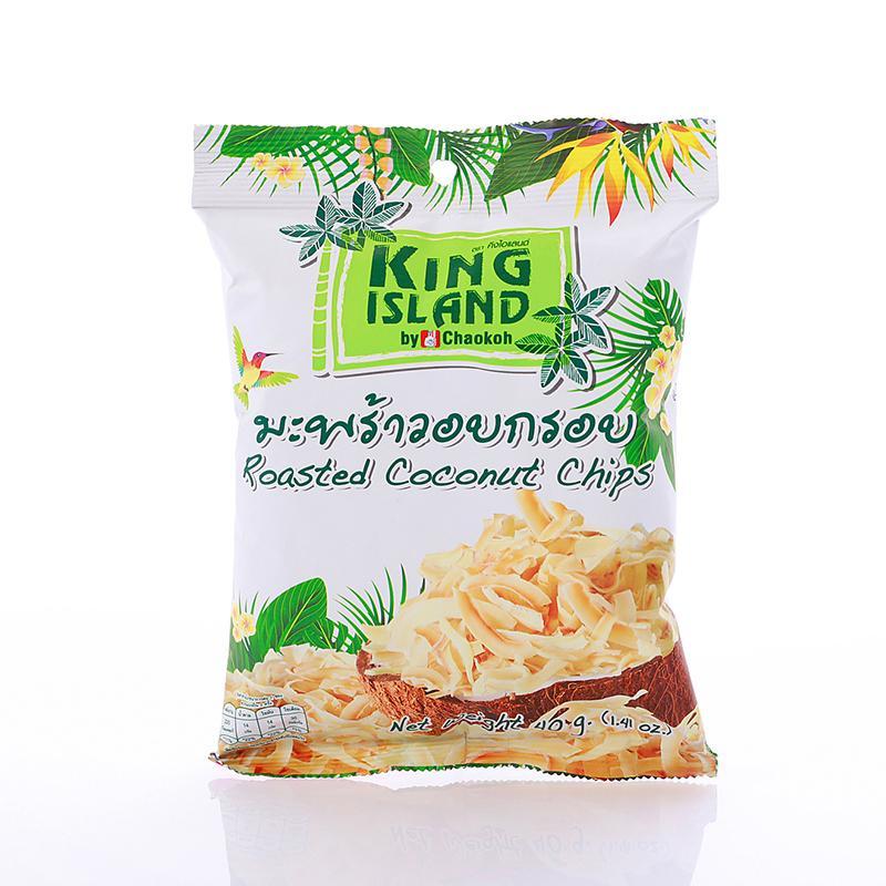 全球熱銷泰國椰子脆片,今日結帳再打85折