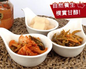 醄醴敬妻韓式泡菜三罐王,今日結帳再打85折