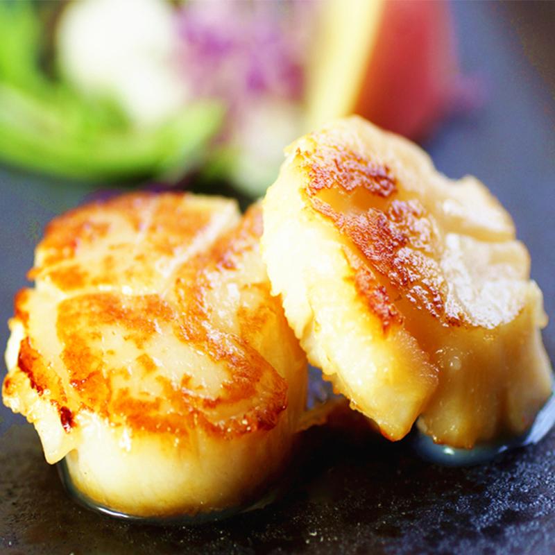 北日本純淨海域鮮甜干貝,限時破盤再打82折!