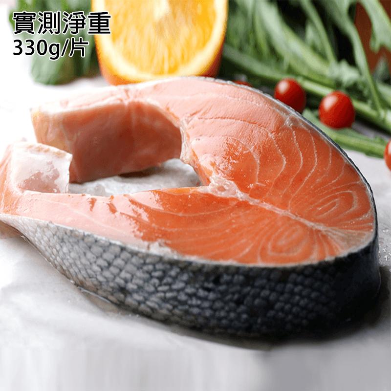 挪威頂級鮮嫩鮭魚厚切,今日結帳再打85折!