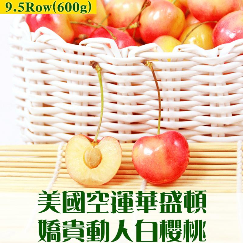 華盛頓嬌貴甜白櫻桃9.5R,限時3.1折,請把握機會搶購!