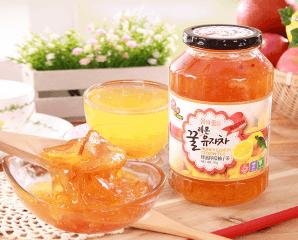 韓廚蜂蜜檸檬柚子茶,今日結帳再打85折!