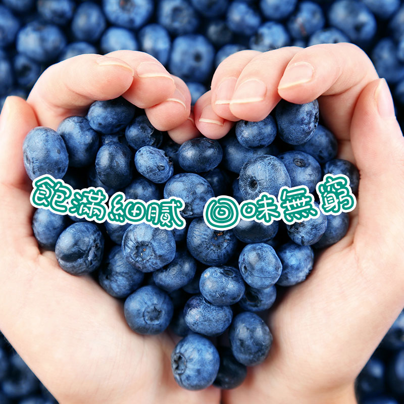 智利空運香甜藍莓禮盒,限時4.6折,請把握機會搶購!