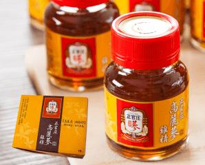 正官庄高麗蔘雞精禮盒,限時8.3折,今日結帳再享加碼折扣