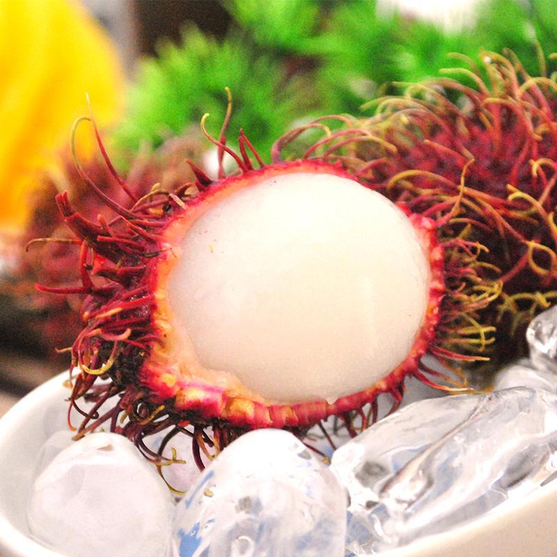 泰國鮮凍毛荔枝紅毛丹,限時5.5折,請把握機會搶購!