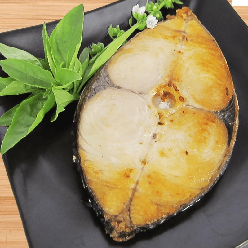 好seafood鮮厚土魠魚片,今日結帳再打85折!