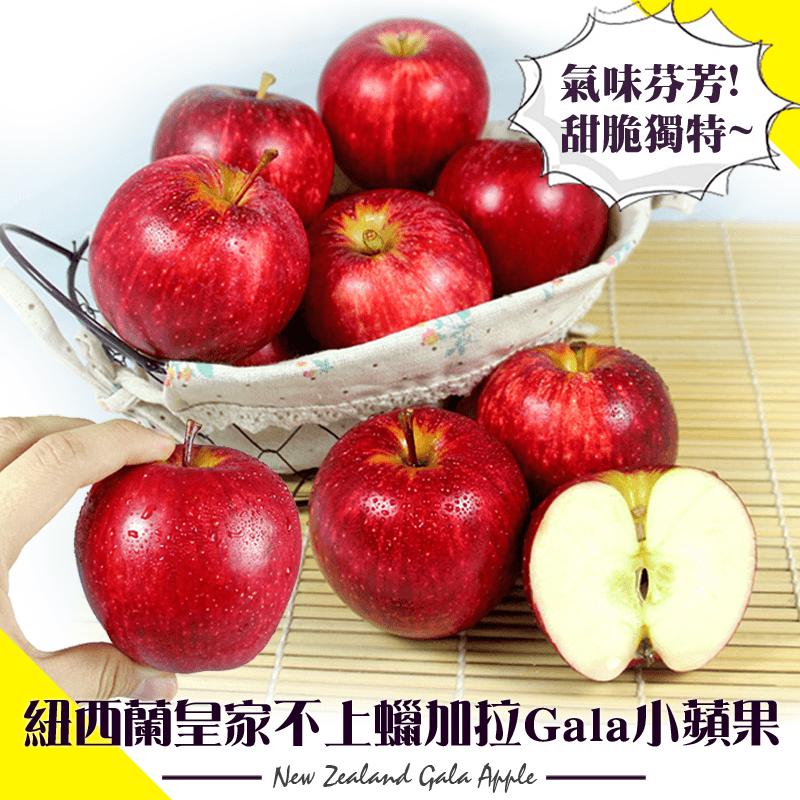 紐西蘭皇家Gala小蘋果,限時7.1折,請把握機會搶購!