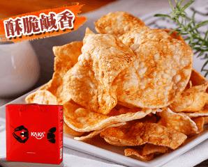 KAKA龍蝦餅年節綜合禮盒,限時5.4折,今日結帳再享加碼折扣