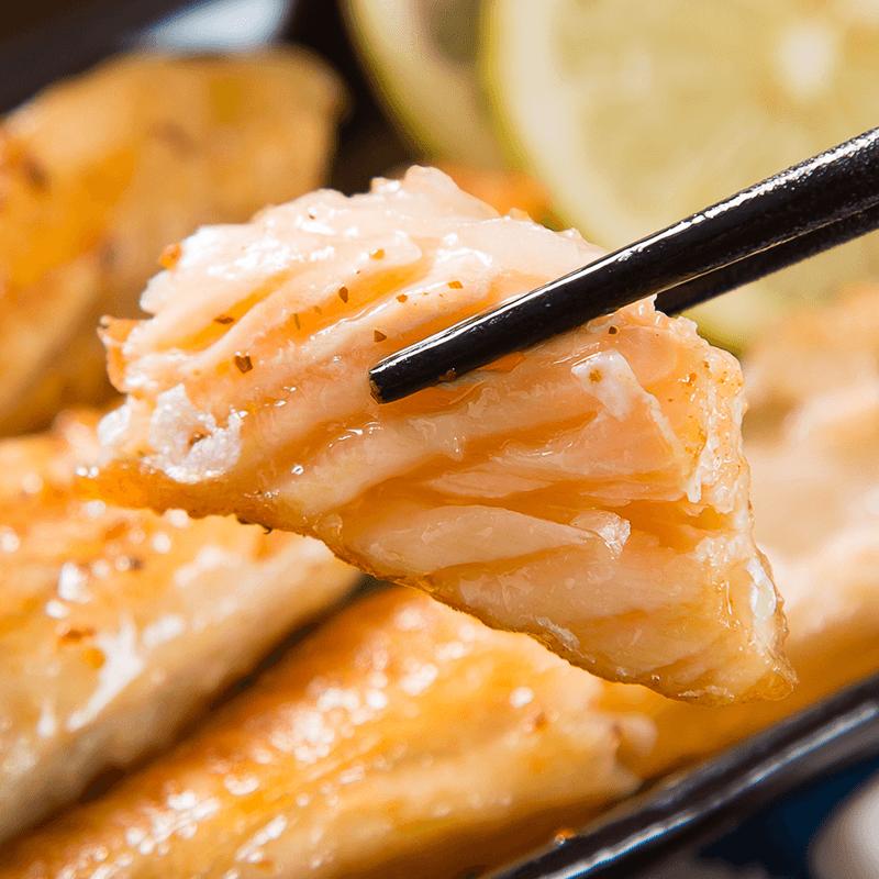嚴選鮮嫩挪威鮭魚肚條,限時破盤再打78折!