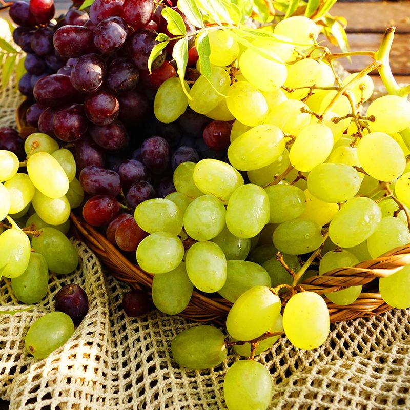 澳洲超薄皮紅綠無籽葡萄,限時6.1折,請把握機會搶購!