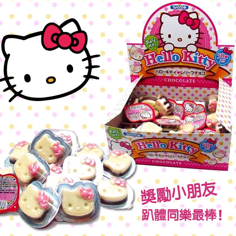 日本丹生堂Kitty巧克力,今日結帳再打85折!