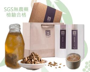 台灣黃金黑豆牛蒡茶禮盒,限時5.0折,今日結帳再享加碼折扣