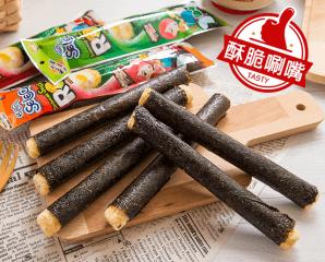 喜樂口 香脆海苔壽司捲,限時7.0折,今日結帳再享加碼折扣