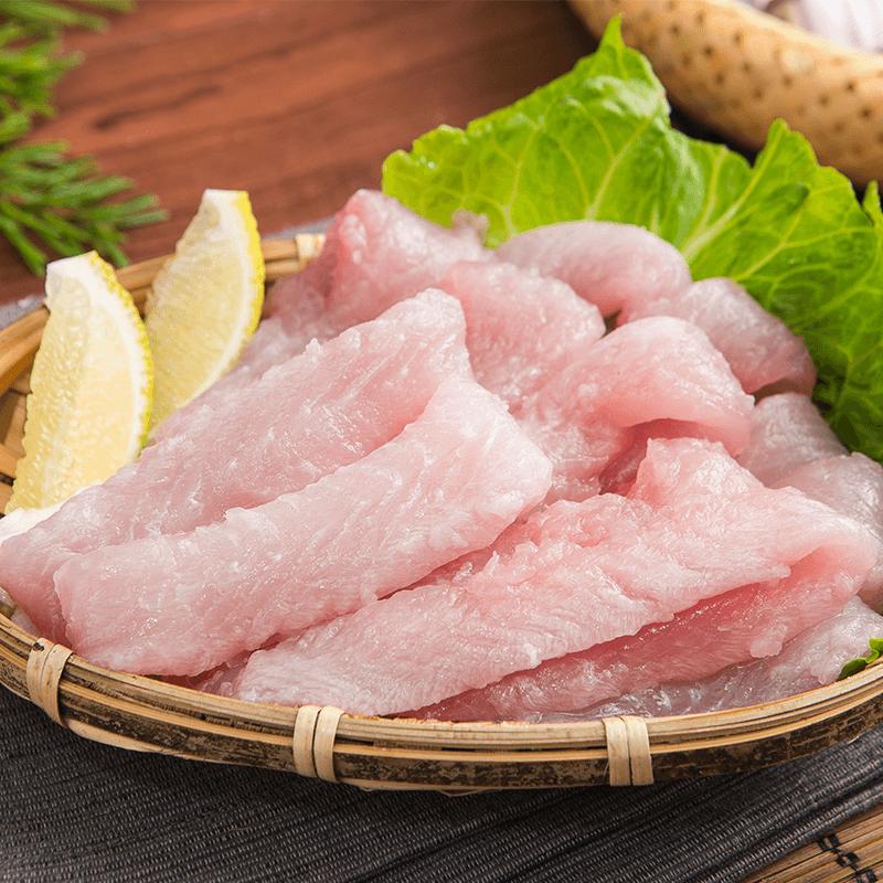 新鮮台灣虱目魚腰內肉,限時破盤再打8折!
