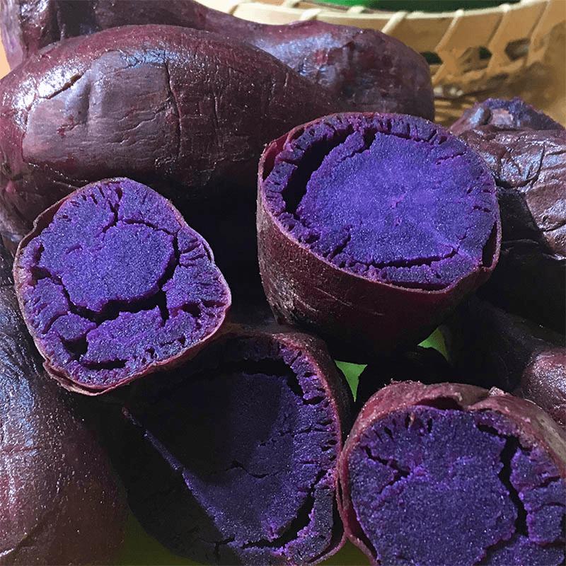 冰烤香甜營養紫芋地瓜,今日結帳再打85折!