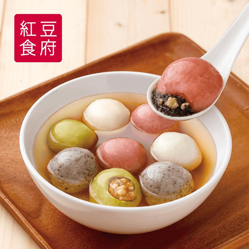 紅豆食府鴻運四喜湯圓,本檔全網購最低價!