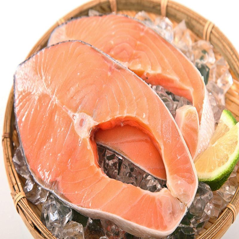 營養滿分智利超鮮鮭魚,限時破盤再打82折!