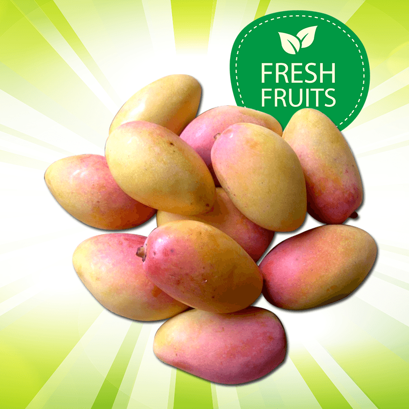 特殊種香甜好吃手指芒果,限時9.9折,請把握機會搶購!