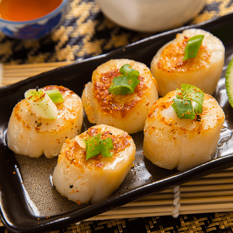 日本超大無毒生食級干貝,今日結帳再打85折!
