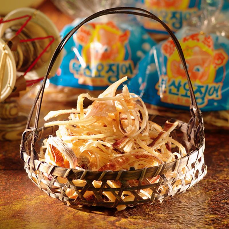 韓國釜山鮮烤美味魷魚,限時6.4折,請把握機會搶購!