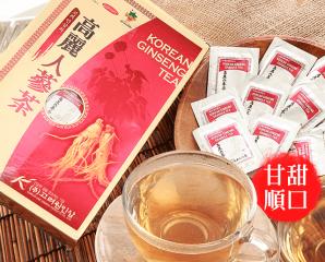 韓國極品高麗人蔘茶禮盒,今日結帳再打85折