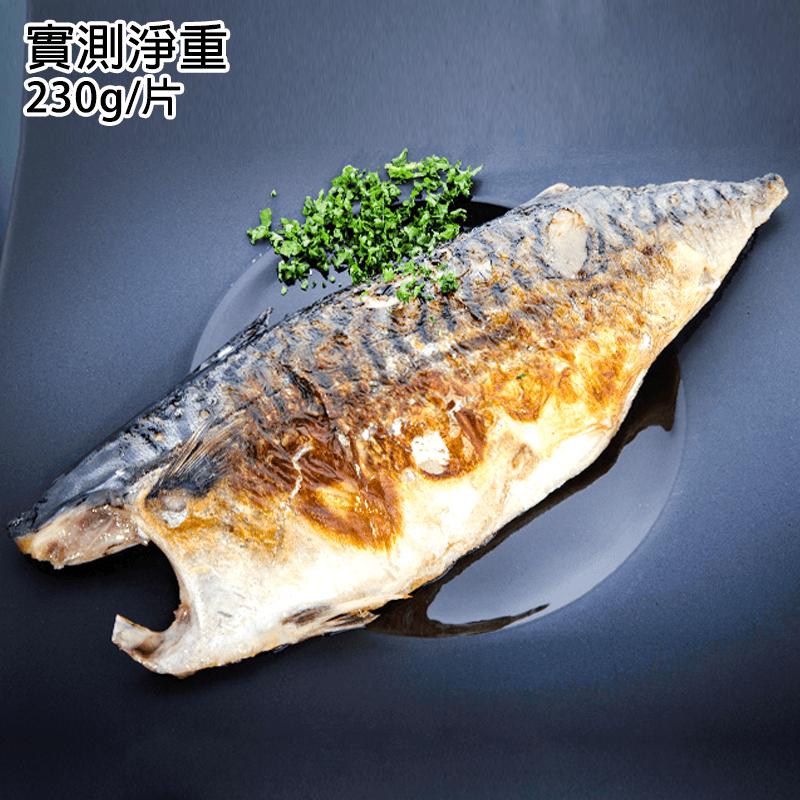 超厚超大片正挪威鯖魚,今日結帳再打85折!
