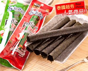 【喜樂口】香脆烤海苔捲,限時6.5折,今日結帳再享加碼折扣