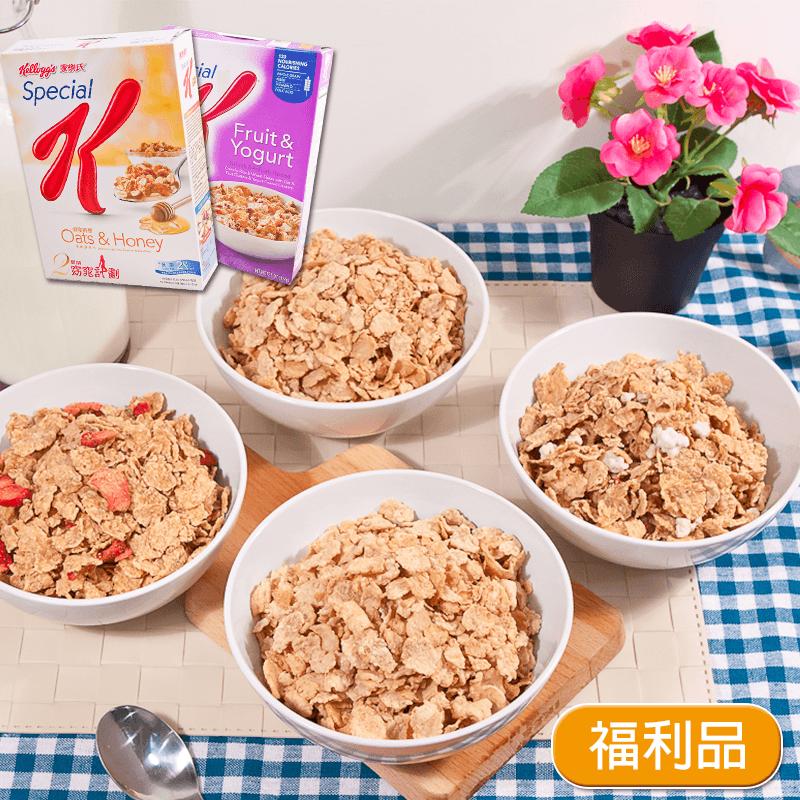 家樂氏香脆麥米片早餐,限時5.2折,請把握機會搶購!