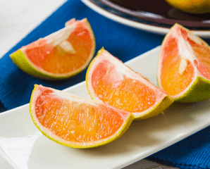嘉義鮮採多汁紅肉甜橙,限時5.9折,今日結帳再享加碼折扣