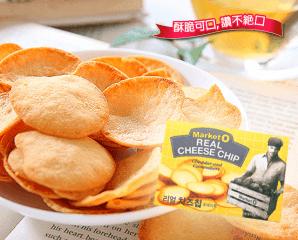 韓國起司洋芋片,限時6.5折,今日結帳再享加碼折扣