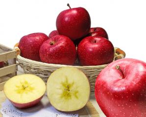 日本青森超甜蜜富士蘋果,限時3.6折,今日結帳再享加碼折扣