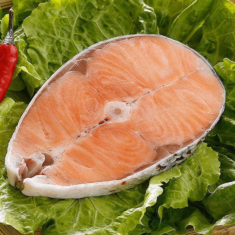 嚴選極鮮智利鮭魚切片,今日結帳再打85折!