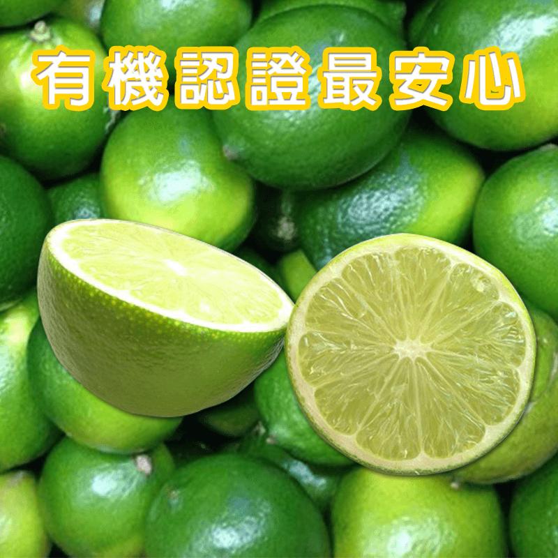 台南有機認證無籽檸檬,今日結帳再打85折