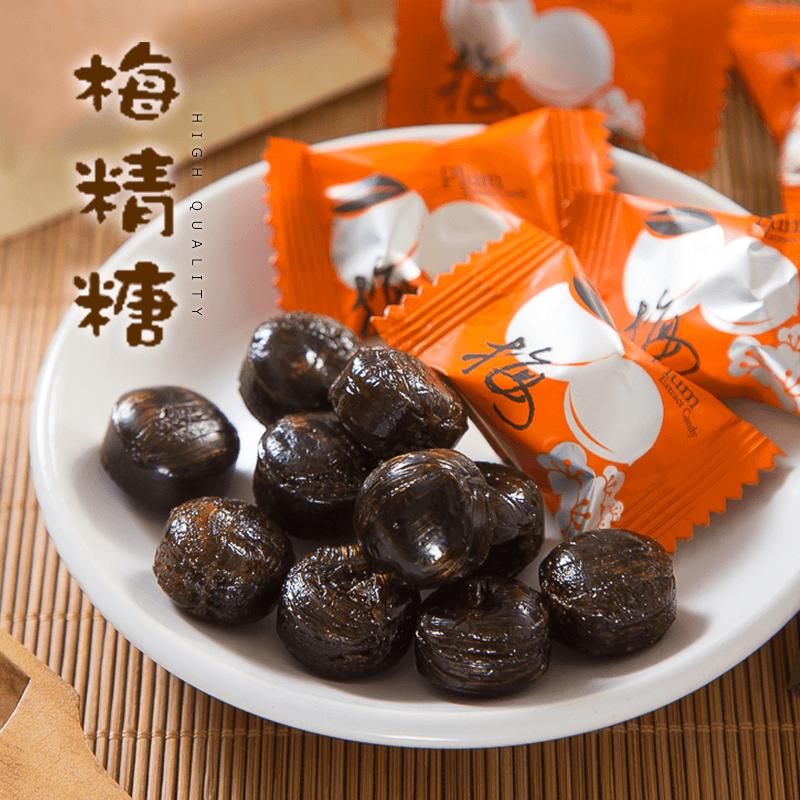 嚴選台灣水里特濃梅精糖,本檔全網購最低價!