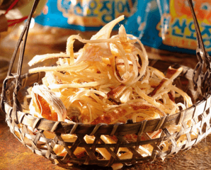 韓國釜山鮮烤美味魷魚,今日結帳再打85折!