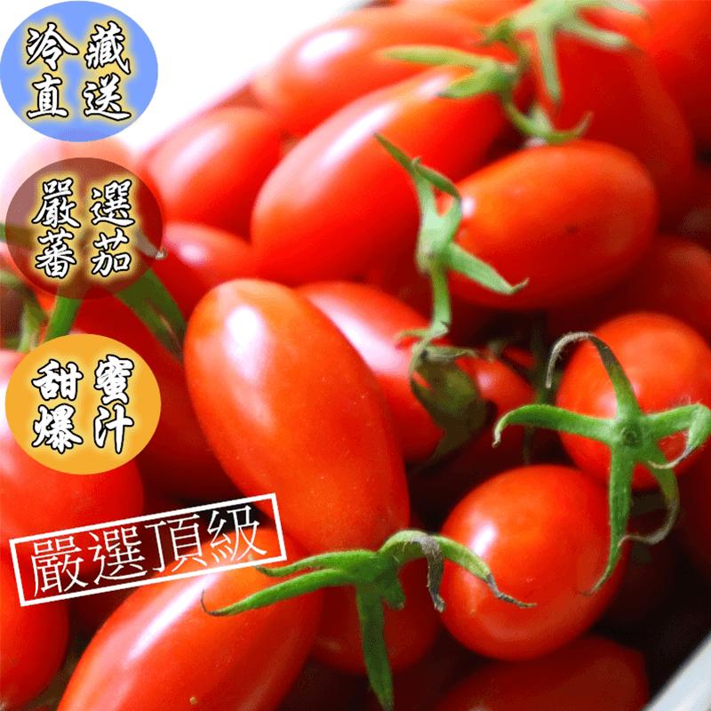 嚴選南投蜜3小番茄系列,今日結帳再打85折!