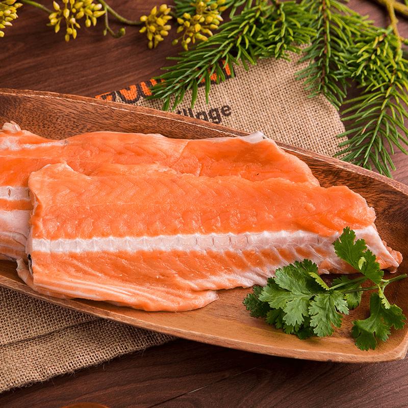 智利鮮美特極鮭魚大骨肉,今日結帳再打85折!