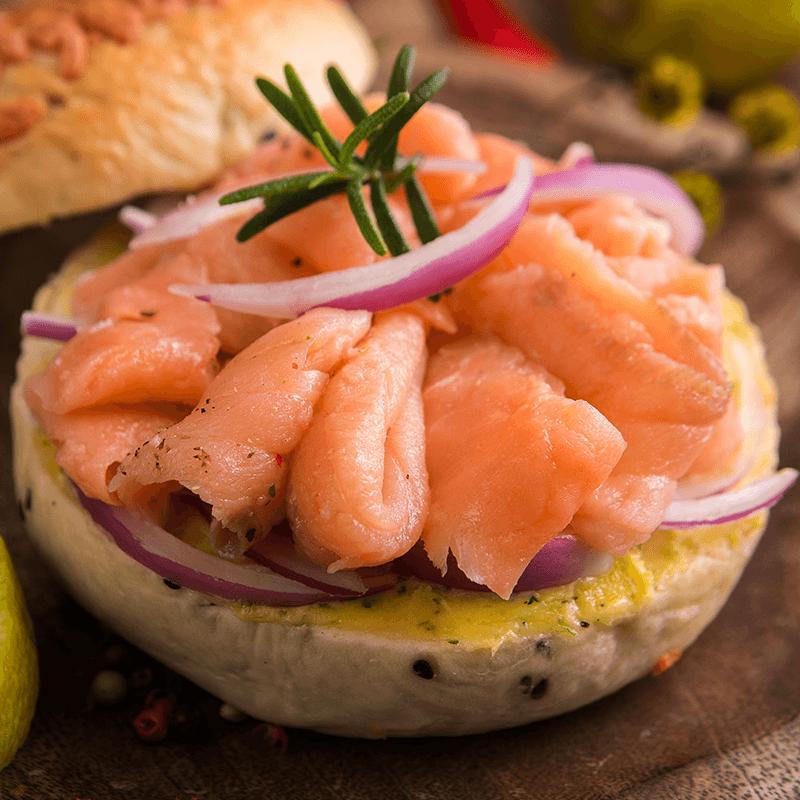 頂級煙燻鮭魚邊尾切片,今日結帳再打85折!